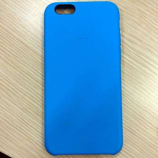 Iphone 6 / 6s Silicone Case - Blue