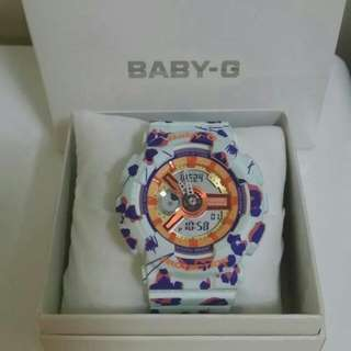 BabyG Leopard Limited Edition