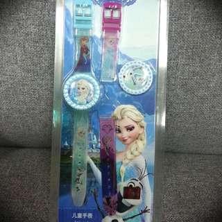 Authentic Frozen Kids Watch