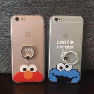 iPhone6 Elmo全包殼