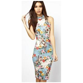 Cheongsam Inspired Dress