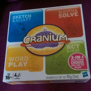Cranium Board Game Excellent Condition (ON HOLD)