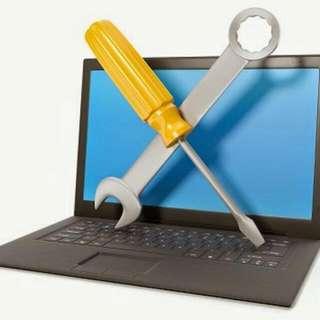 PC Format / Repair / troubleshoot / upgrade