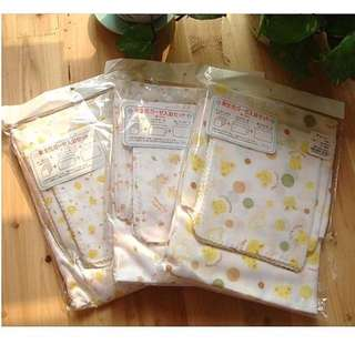 高密度105g紗布巾8件套組/洗澡巾/口水巾/包巾/大浴巾