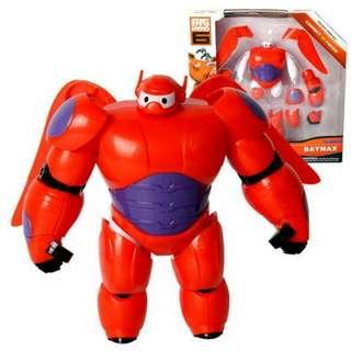 大英雄天團 公仔娃娃 Big Hero 6 Baymax 杯麵盔甲款 杯麵公仔 杯麵娃娃