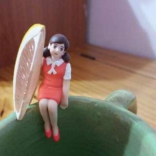 杯緣子 一片橘子 系列
