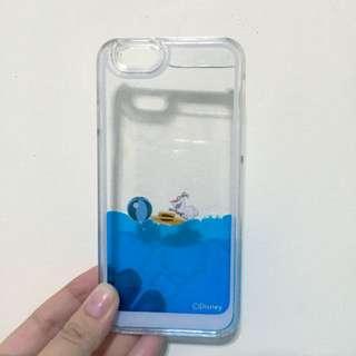 冰雪奇緣雪寶追球互動手機殼