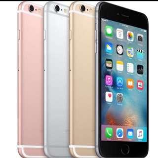 Iphone 6s 玫瑰金 128G(全新未拆封)
