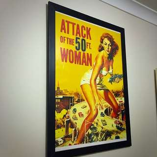 Attack Of The 50Ft Woman!