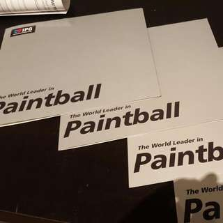 Paintball Tickets Valid For 2 Years