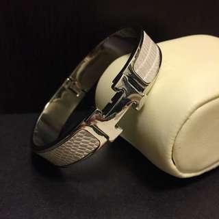 韓國 H 仿皮手環