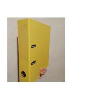 Big Yellow Ring File