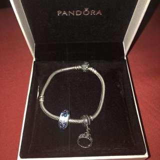 Pandora Authentic 17cm bracelet