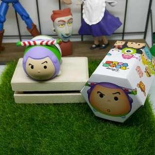 ♣ 盒玩♣Disney Tsum Tsum-巴斯光年磁鐵公仔