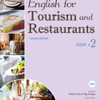 餐旅英語會話 2