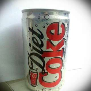 Mini Coca-Cola Can from UK Year 2002