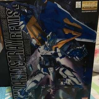 gundam astray blue frame MG