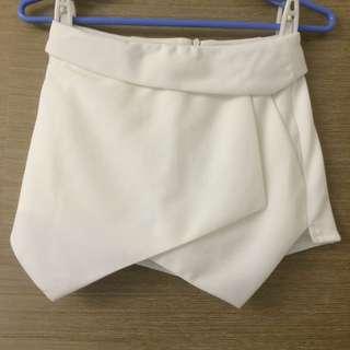 西裝料褲裙
