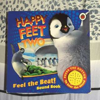 Happy Feet Two - Feel the Beat! - Sound Book