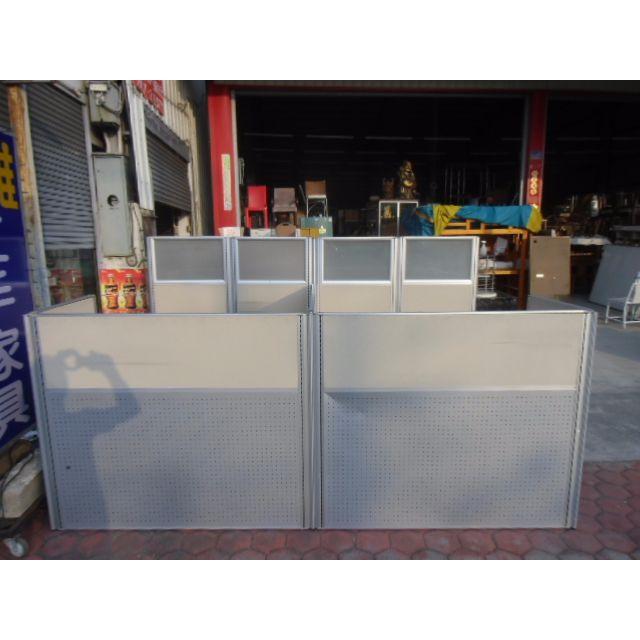 *挑戰賣場最便宜*2人座屏風 辦公桌 L型隔間屏風 檔板 隔板 兩人座薄屏風 特殊鐵屏風A1548