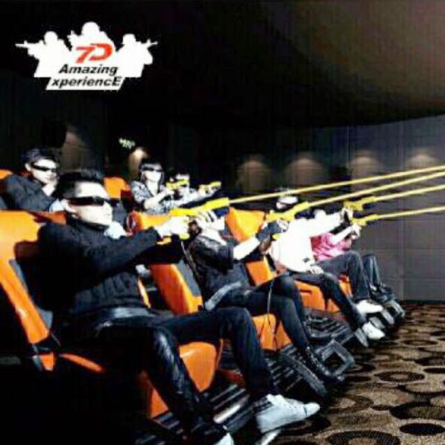 7d Amazing Xperience 2 Tickets