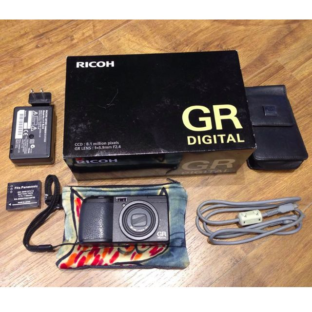 RICOH GRD一代相機,建議台北面交