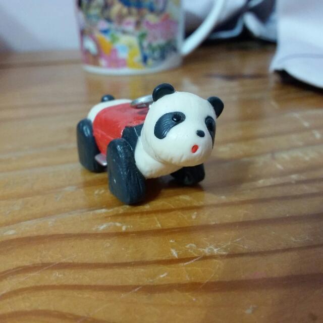 童時熊貓搖椅/玩具