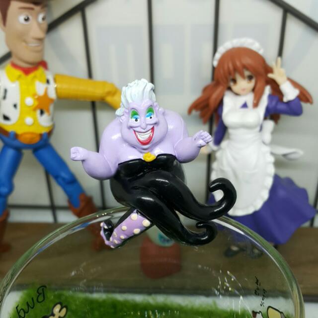 ❤ 玩物 ❤Disney之小美人魚-烏蘇拉公仔