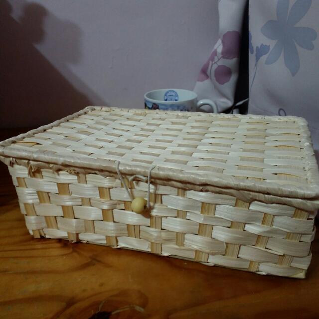 竹編 藤編 春日野餐籃 野餐盒
