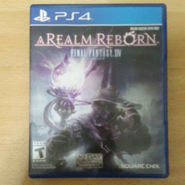 A Realm Reborn - Final Fantasy XIV