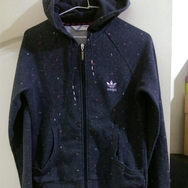 Adidas帽T外套