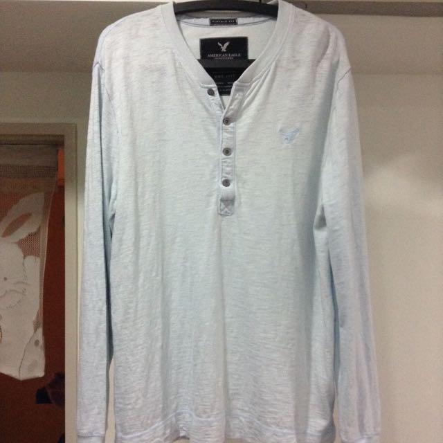 American Eagle Long Sleeve T-shirt (AE)