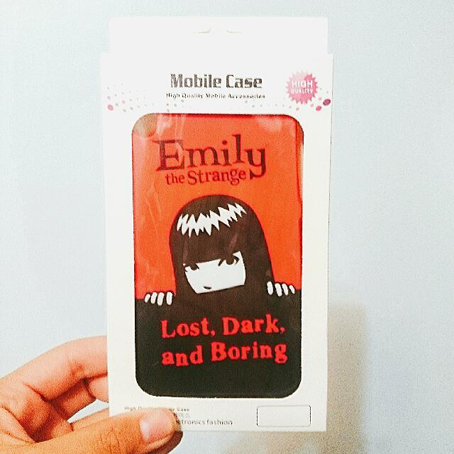 💮(全新)Emily The Strange Z2手機殼