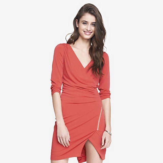Express Dress On Sale
