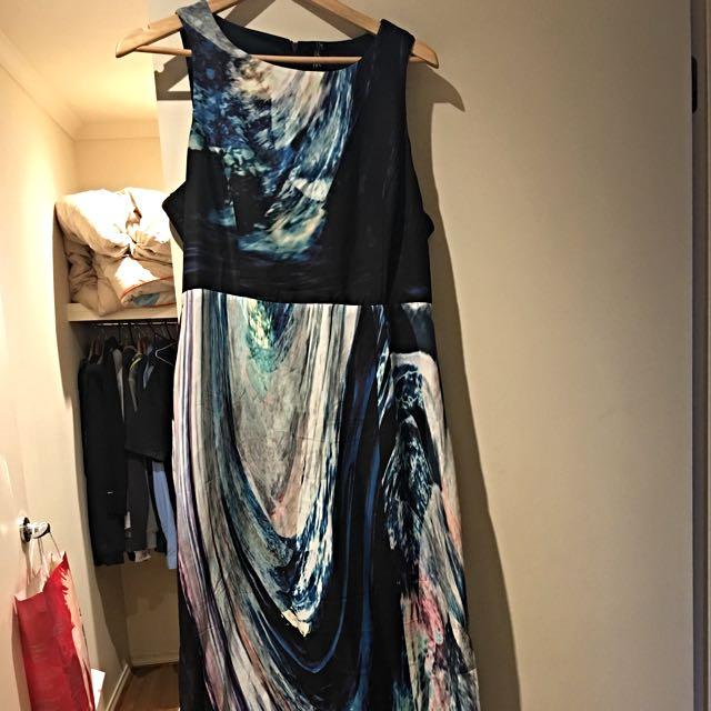 Fresh Soul Gemstone Maxi Dress