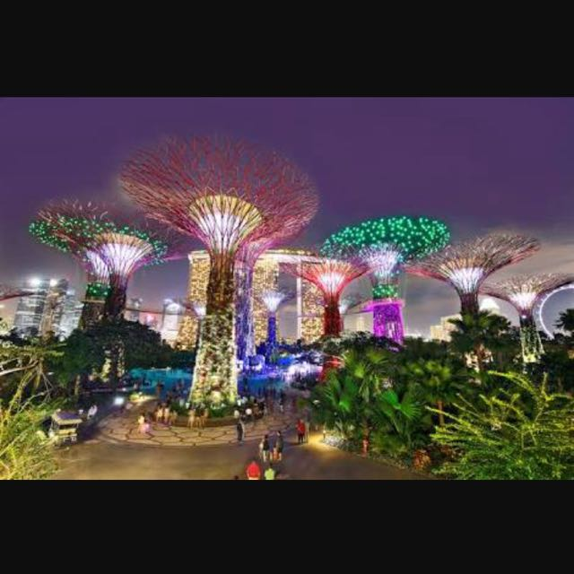 Gardens By The Bay Eticket