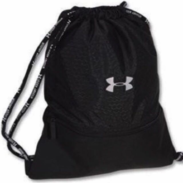 ba46b8ca77 INSTOCK!!! Under Armour Drawstring Bag Backpack (Cheapest in ...
