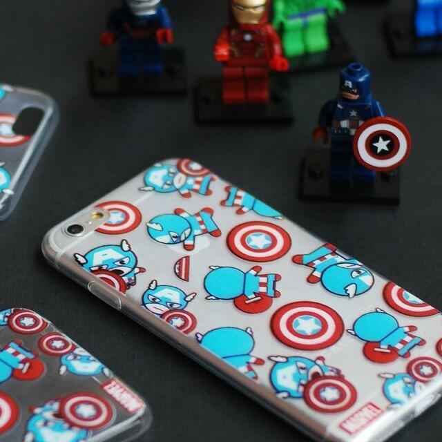 IPhone Case Ultrathinjelly Avenger