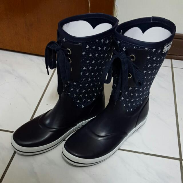 Keds 雨靴 US9 UK6.5 EUR40
