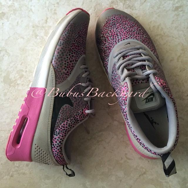 cheap for discount 7e5f1 3deec Nike Air Max Thea Print, Babies & Kids on Carousell