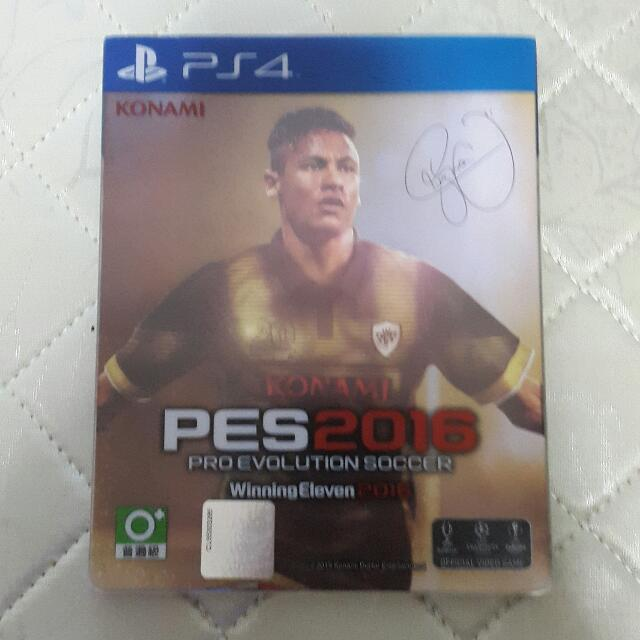 Pro Evolution Soccer 2016 Special Edition