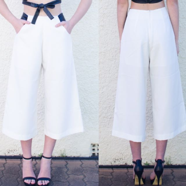 Two Patch Culottes