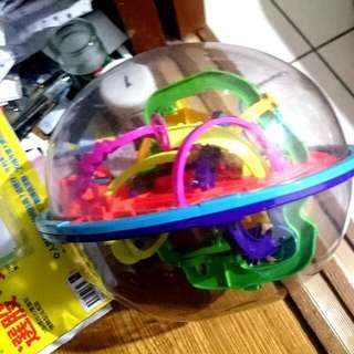 小孩愛玩的智慧球