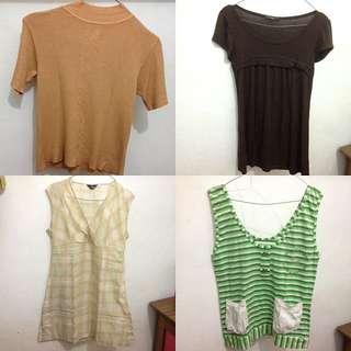 Shirt Preloved (100k Get All)