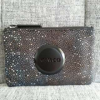 Mimco Fossil Small Pouch BNWT