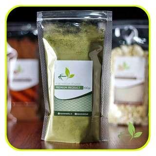 Pure Premium Matcha Greentea - Teh Hijau 100gr