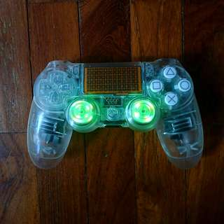 PS4 Dualshock 4 LED Thumsticks (7 Oriented Colours, WITH Installation & FREE Transparent Analog Sticks)