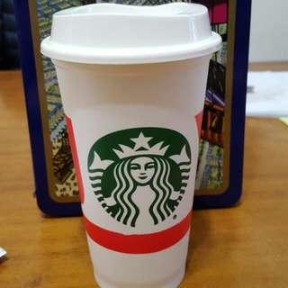 全新Starbucks輕巧杯
