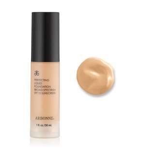 Arbonne Perfecting Liquid Foundation With SPF 15