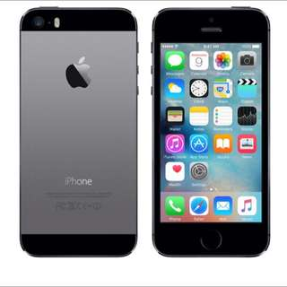 Space Grey iPhone 5s 32GB